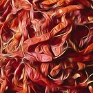 Red Chili peppers by funkyworm
