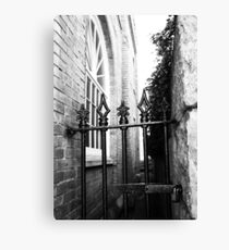 Narrow Canvas Print