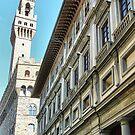 Palazzo Vecchio Tower by Tom Gomez