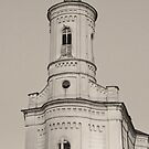 Catholic church - Dormition of Mother of God, Iasi, Romania by wildrain