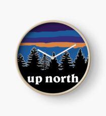 up north Clock