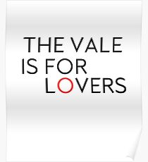 The Vale is for Lovers Poster