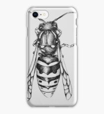 Wasp iPhone Case/Skin