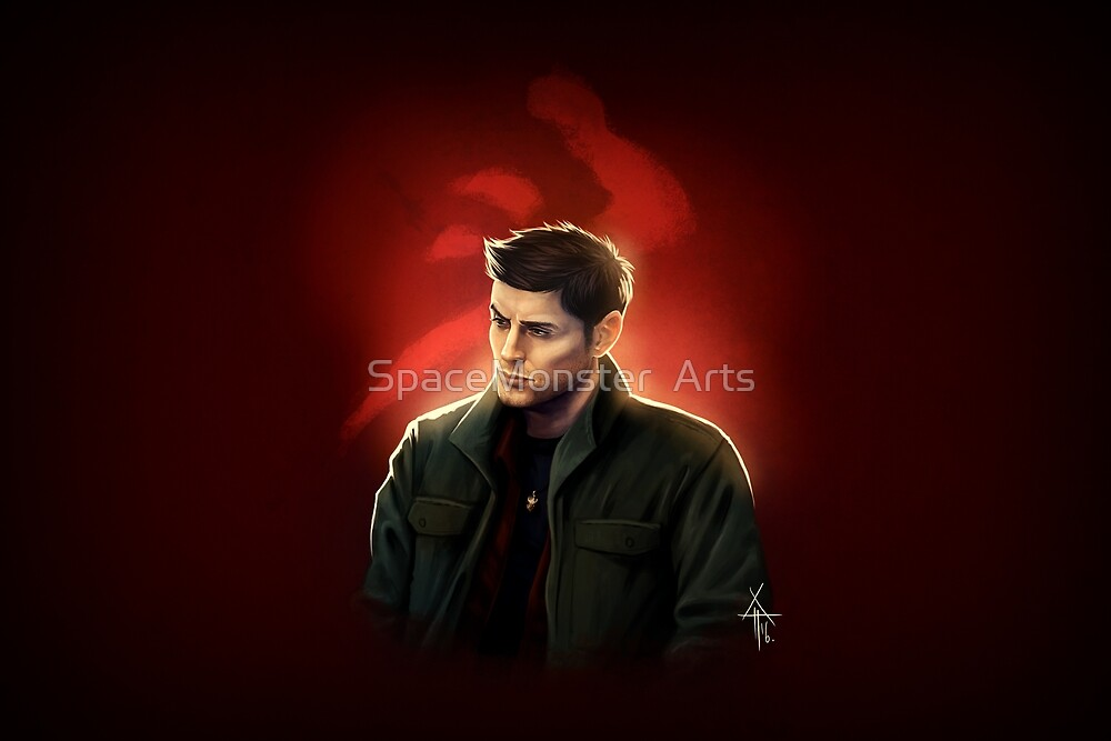 Dean Winchester by SpaceMonster  Arts
