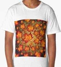 Changing Of The Seasons Long T-Shirt