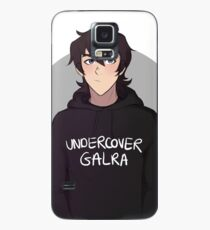 Keith - undercover galra Case/Skin for Samsung Galaxy