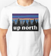 up north Unisex T-Shirt