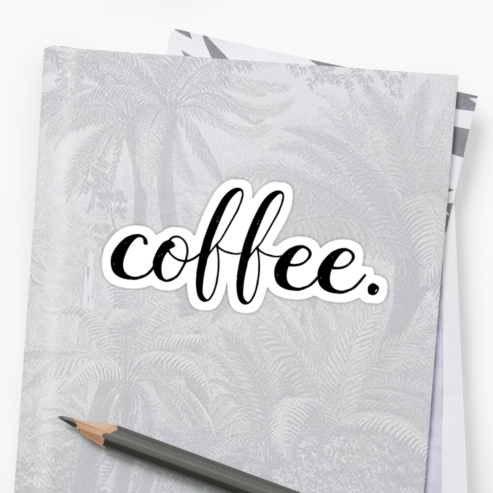 coffee by c. elizabeth