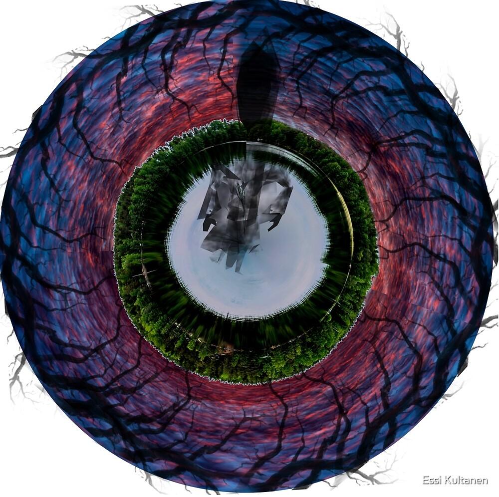 Cursed World by Essi Kultanen