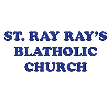 St. Ray Ray's by ninjablerg
