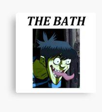 The Bath - Murdoc Canvas Print