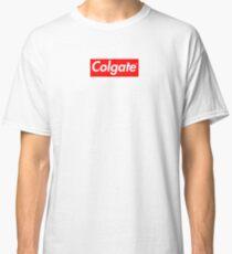 Colgate (Supreme Parody) Classic T-Shirt