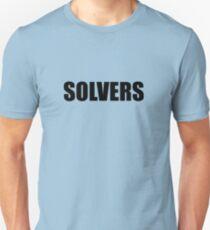Solvers Unisex T-Shirt