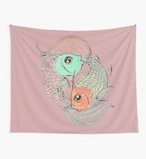 Pisces Wall Tapestry