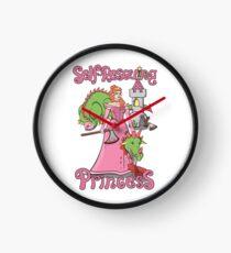 Self-Rescuing Princess Clock