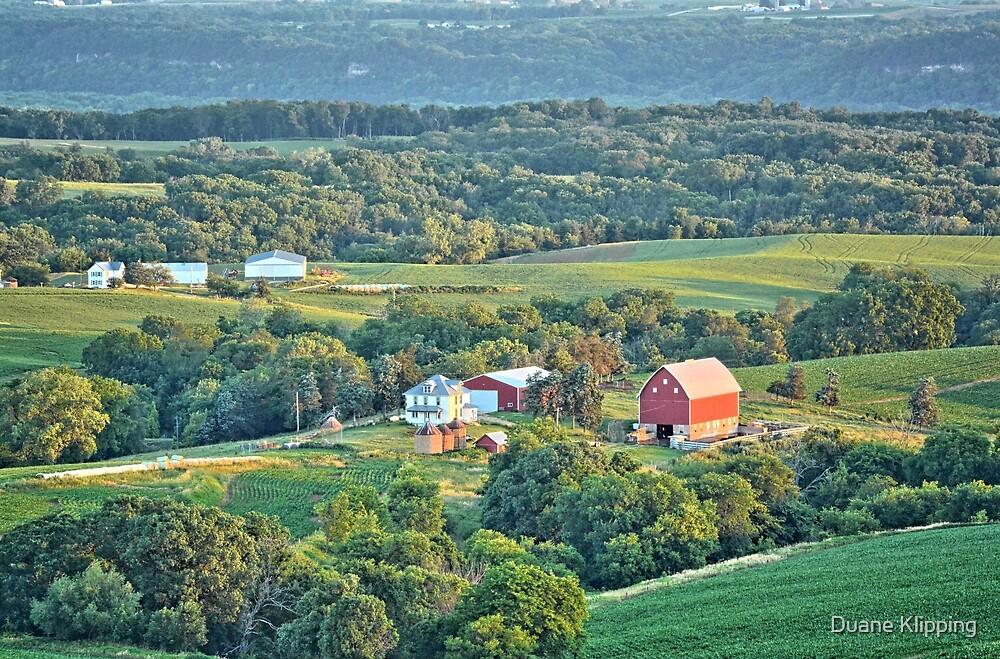 Balltown Farm by Duane Klipping