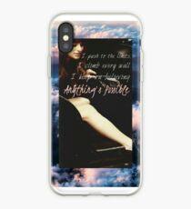 "Lea Michele ""Alles mögliche"" Songtext-Telefon-Kasten iPhone-Hülle & Cover"