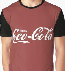 Enjoy Coco-Cola Graphic T-Shirt
