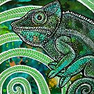 HIdden Chameleon by Lynnette Shelley