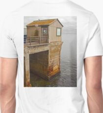 Little Cabin on the End of the Pier Unisex T-Shirt