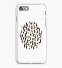 Every Clara Outfit Ever iPhone Case/Skin