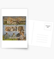 Castle - Murder, he wrote Postcards