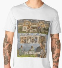 Castle - Murder, he wrote Men's Premium T-Shirt