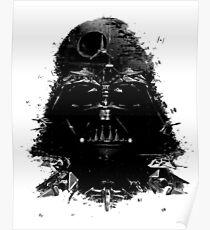 star wars dark vador Poster