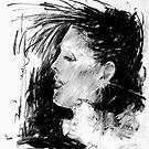 Portrait 01 by Ronald Wigman