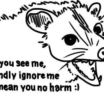 Possum PSA V.2 by Finnlawrence