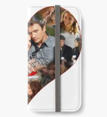 Caskett Always Heart iPhone Wallet/Case/Skin