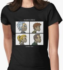 Wubbalubbaz Womens Fitted T-Shirt