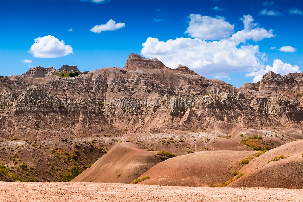 BadLands 1 by GinaCollins