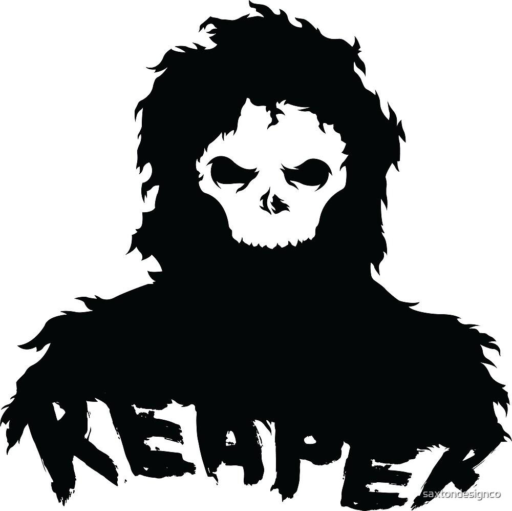 Reaper by saxtondesignco