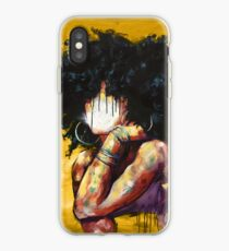 Naturally II GOLD iPhone Case