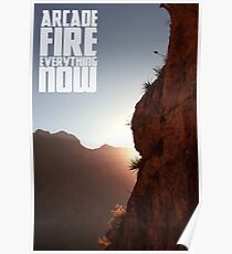 Arcade Fire Everything Now 2 Poster