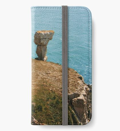 Balancing Act iPhone Wallet
