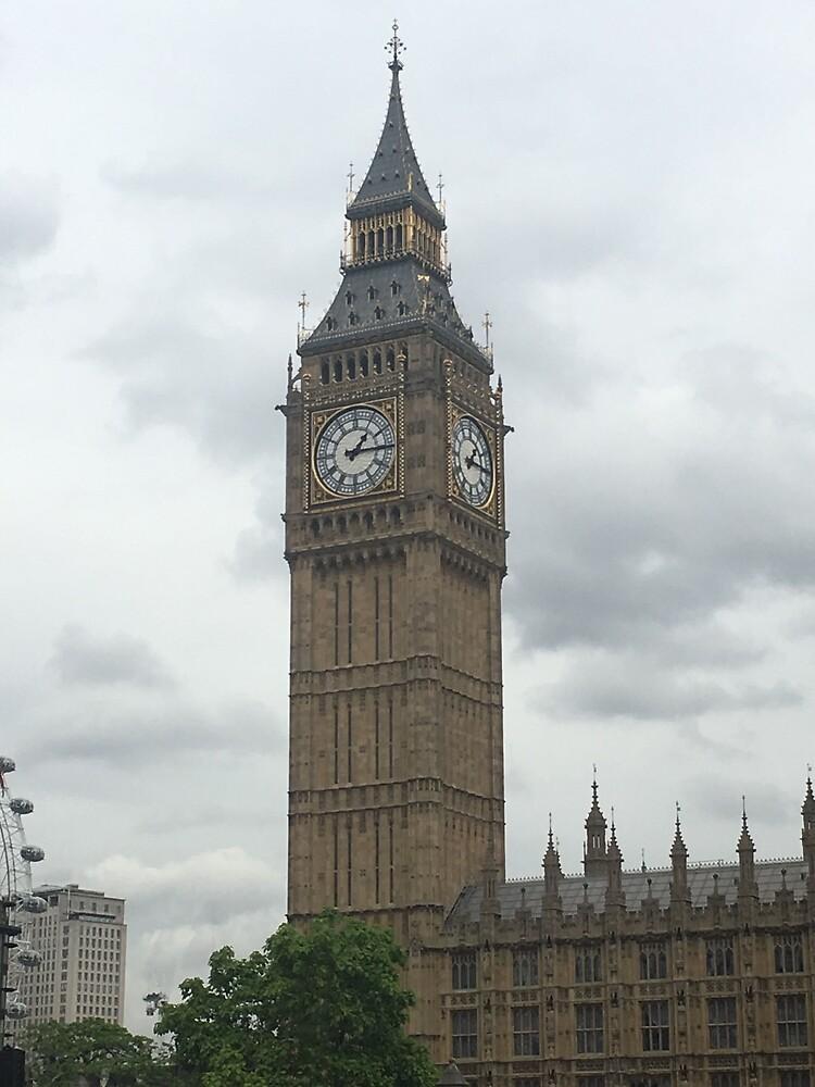 Big Ben by dukapotomus