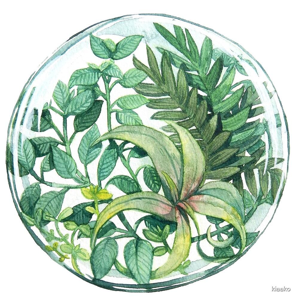 Plant Bubble by kiaako