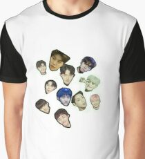 Wanna one produce101 Graphic T-Shirt