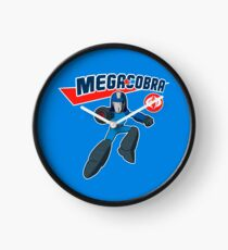 MEGACOBRA Clock