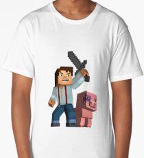 Minecraft: Story Mode Long T-Shirt