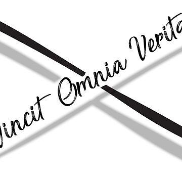 Vincit Omnia Veritas by SerePellizzari