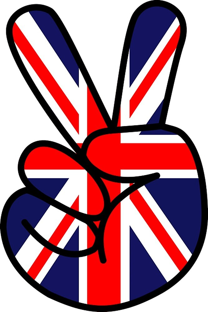 British Peace Symbol by prodesigner2