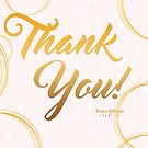 Thank You!-Elegant by KLCreative