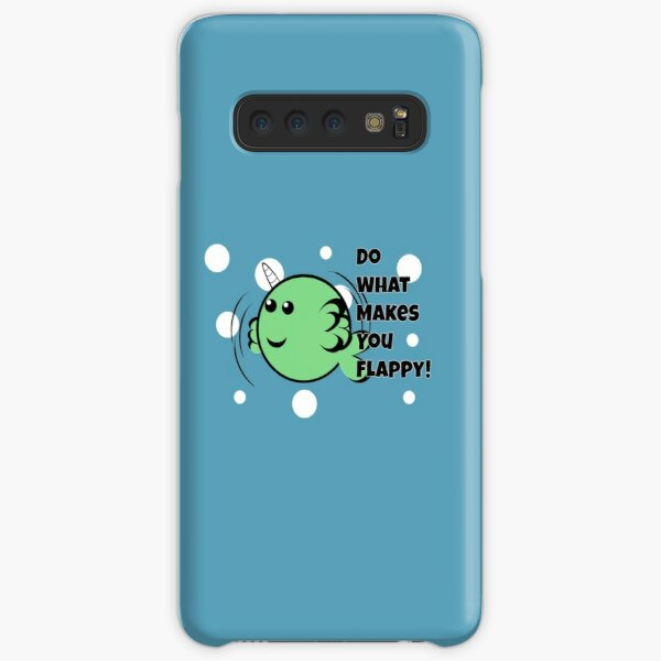 Flappy Narwhal Samsung Galaxy Snap Case
