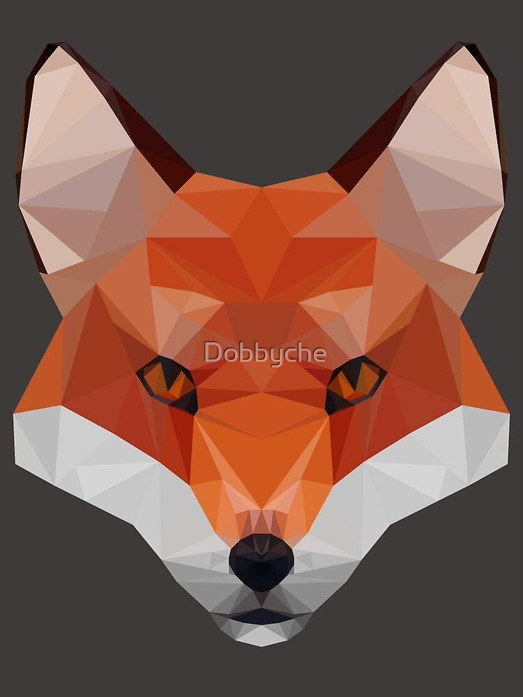 Low Poly Fox by Dobbyche