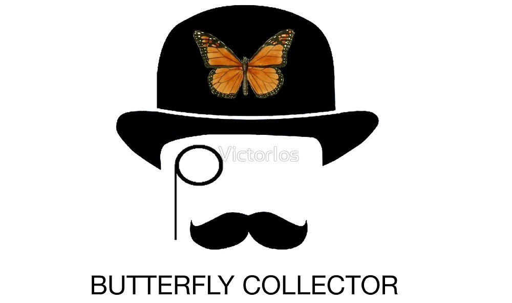 Butterfly Collector by VictorIos