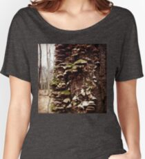 A Real Fungi. Women's Relaxed Fit T-Shirt