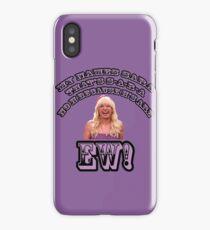 Jimmy Fallon EW! iPhone Case/Skin